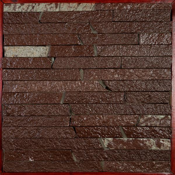 Лемизит «буро-малиновый», 3 x L